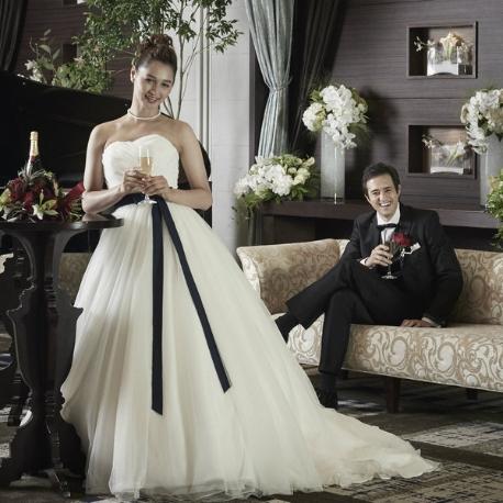 グランディエール ブケトーカイ:【2人のセンスあふれる】上品で大人な結婚式◆スイーツ試食付◆