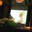 グランディエール ブケトーカイ:【最新プロジェクター導入!】巨大230インチ映像演出体感フェア
