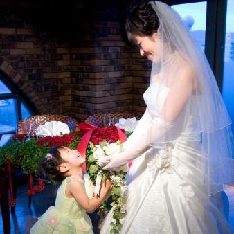 St.ANGELINA(サン・アンジェリーナ):マタニティ&お子様と一緒の結婚式限定特典有♪安心相談会