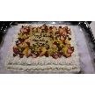 DIJest(ダイジェスト):フルーツいっぱいのウエディングケーキ