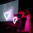 DIJest(ダイジェスト):光の演出で盛り上がっています♪