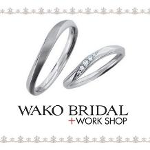 WAKO BRIDAL+WORK SHOP●和光ブライダル_☆新作☆ふたりを包む優しい光をイメージ♪【WAKO BRIDAL】