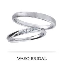 WAKO BRIDAL+WORK SHOP●和光ブライダル:男性女性とも大人気♪凛と咲く花をイメージ…【雪花】