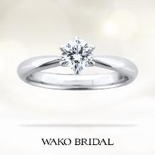 WAKO BRIDAL+WORK SHOP●和光ブライダル:ついひきこまれてしまう、純粋な瞳♪【いざなう瞳】