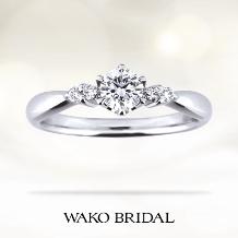 WAKO BRIDAL+WORK SHOP●和光ブライダル:月光に照らし出された誓いの印♪【月映え】