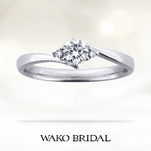 WAKO BRIDAL+WORK SHOP●和光ブライダル:ふたりだけに輝く、愛のしるべ♪【しおり】