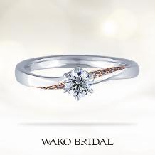 WAKO BRIDAL+WORK SHOP●和光ブライダル:☆新作☆彩りある未来を歩んでゆく二人♪ 【彩】