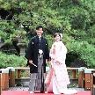 東郷神社・ルアール東郷:【本格和婚が叶う】緑に囲まれた東郷神社×豪華料理でおもてなし