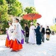 東郷神社・ルアール東郷:◆◇限定3組様◇◆東郷神社での模擬挙式&A5牛フィレ肉試食!