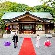東郷神社・ルアール東郷:■本格神社で神前式を■東郷神社&貸切空間見学ツアー