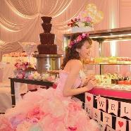 シャトレーゼ ガトーキングダム サッポロ:チョコファウンテンも楽しめる!お菓子の王国フェア♪
