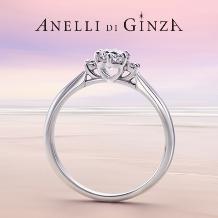 ANELLI DI GINZAの婚約指輪&結婚指輪