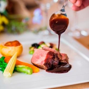 和多屋別荘 THE COTTON CLUB:【老舗旅館ならではの和洋折衷料理を堪能♪】フルコース試食会