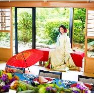ニューウェルシティ宮崎:【オトナ和婚なら】本格神殿&庭園付き貸切会場見学