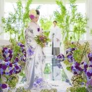 ローズガーデン/ロイヤルグレース大聖堂:【和☆洋どっち?!迷える花嫁必見】無料試食付き見学相談