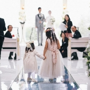 ローズガーデン/ロイヤルグレース大聖堂:【親御様&おひとり様歓迎】無料試食付!少人数W&家族婚フェア