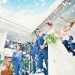 ローズガーデン/ロイヤルグレース大聖堂:◆帰省費還元&リニューアル◆10大100万特典×婚礼コース試食