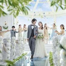 ローズガーデン/ロイヤルグレース大聖堂:【マタニティおめでた婚カップル様へ】準備も予算も安心の特別プラン