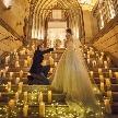 セントグレース大聖堂 the Garden by NEXT WEDDING:【口コミ1位】の大聖堂【トワイライト見学会】豪華試食付
