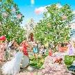 セントグレース大聖堂 the Garden by NEXT WEDDING:名駅20分【広大な空の下で最高のシーンを】全て満足贅沢体験!