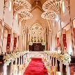 セントグレース大聖堂 the Garden by NEXT WEDDING:歴史ある本格大聖堂◆2万円コースの贅沢試食/当日まるごと体験
