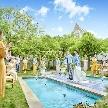 セントグレース大聖堂 the Garden by NEXT WEDDING:名駅1本で【緑と水のガーデン】×【貸切会場】豪華無料試食付き