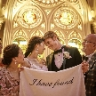 セントグレース大聖堂 the Garden by NEXT WEDDING:【親も同行】で特典UP★大聖堂×贅沢試食の安心フェア