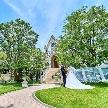 セントグレース大聖堂 the Garden by NEXT WEDDING:【コロナ対策】限定1組様でご案内★厳選試食&100万特典付