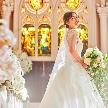 セントグレース大聖堂 the Garden by NEXT WEDDING:【口コミNo.1】憧れの大聖堂◆牛フィレ&フォアグラ◆安心相談会