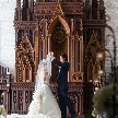 St. GRAVISS(セントグラビス):【伝統を受け継いだ本物志向】彫刻祭壇の感動チャペルを体験