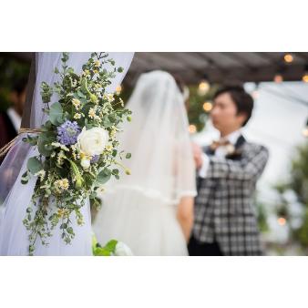 WEDDING GARDEN TIARANGE(旧 ARDEN BLISS):★憧れの初見学★貸切ガーデン&大邸宅を体感!相談だけでも♪