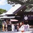 東京大神宮/東京大神宮マツヤサロン:【組数限定】和婚を体験!神前式見学付き相談会