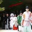 東京大神宮/東京大神宮マツヤサロン:【伊勢神宮の神を祀る】80名列席できる本格神殿◆和婚相談会