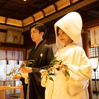 東京大神宮/東京大神宮マツヤサロン:【厳かな本格挙式が叶う】10名以下の挙式+会食を検討の方向け
