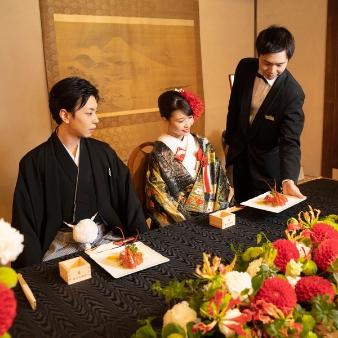 東京大神宮/東京大神宮マツヤサロン:【豪華◆シェフ厳選5品を無料で堪能!】模擬挙式付き和婚相談会