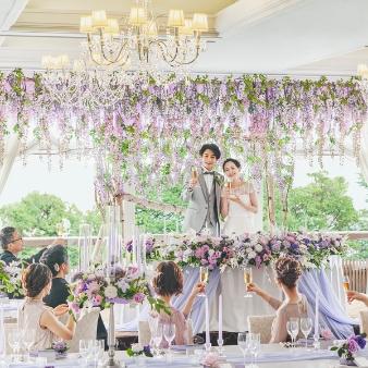 東京大神宮/東京大神宮マツヤサロン:【2名~30名の結婚式に】家族に感謝を伝えるおもてなし相談会
