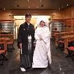 銀座ブロッサム:【銀座で叶える和婚】スタイリッシュで和モダンなW相談会
