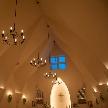 青梅スイート・プラム:【天井高8m】独立型チャペルで音の響きを体感!会場見学相談会