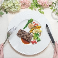 ルミエール(ホワイトパレス):≪100万円相当を優待≫黒毛和牛の絶品2万円相当コース試食