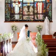 津山鶴山ホテル:【挙式重視向け】チャペル見学&結婚式ご相談フェア