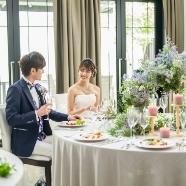 lu CREA(ル・クレア):【1日2組限定】初めての式場見学×美食味わうコース試食