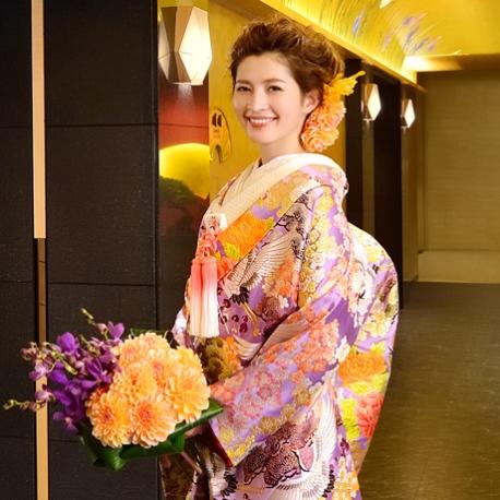 SHIROYAMA HOTEL kagoshima(城山ホテル鹿児島):【伝統とモダンが織りなす美空間】雅やかな神前式◆和婚相談会