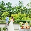 ANELLI 軽井沢(アネーリ 軽井沢):【夏のリゾ婚】=避暑地 軽井沢= ガーデンと一体の会場見学&試食