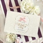 結婚式招待状:ブライダルボックス(株式会社シモジマ)
