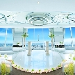 新横浜プリンスホテル:ウエディングケーキ試食◆140mからの絶景×チャペル演出を体感!