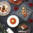 グランドプリンスホテル広島:【国産牛&オマール海老】ウエディングメニュー試食会&見学会