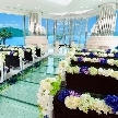 グランドプリンスホテル広島:【月イチBIGフェア】絶景チャペル模擬挙式×試食会☆