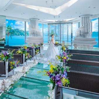 グランドプリンスホテル広島:【口コミNo.1】海が見えるチャペル体験×絶品広島牛試食