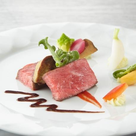 品川プリンスホテル:【お料理重視の方へ】サーロイン×フォアグラ無料試食フェア