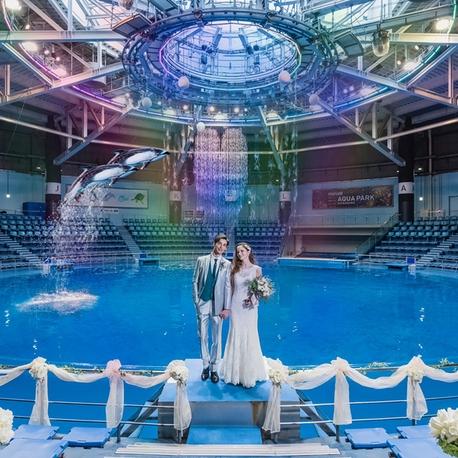 品川プリンスホテル:◆水族館チケット&絶品試食付◆オリジナリティあふれる水族館W